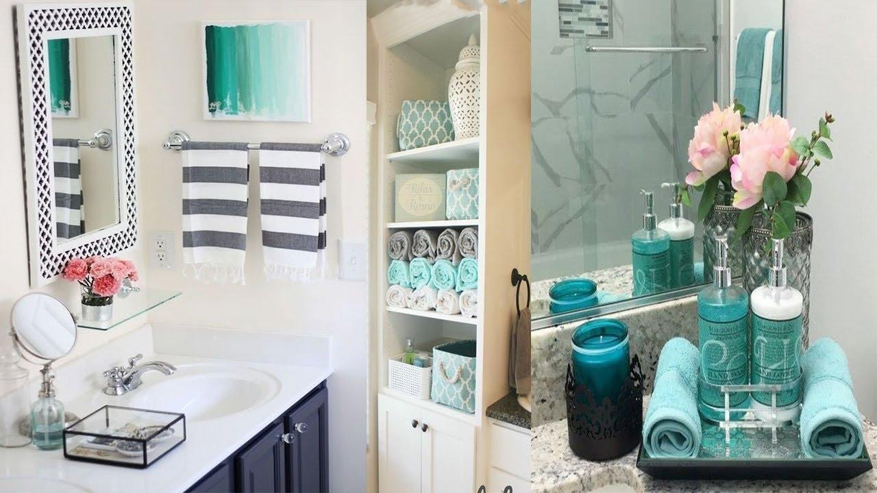 14 DIY Bathroom Decor Ideas – Dream Bathrooms Blog